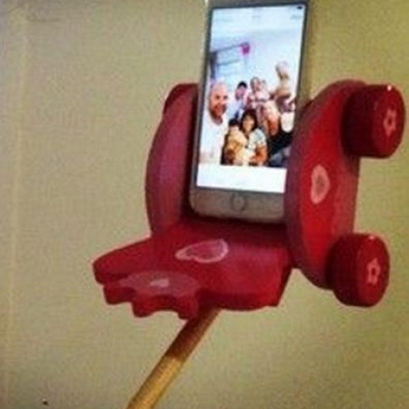 El juguete de los niños. Foto:Pinterest