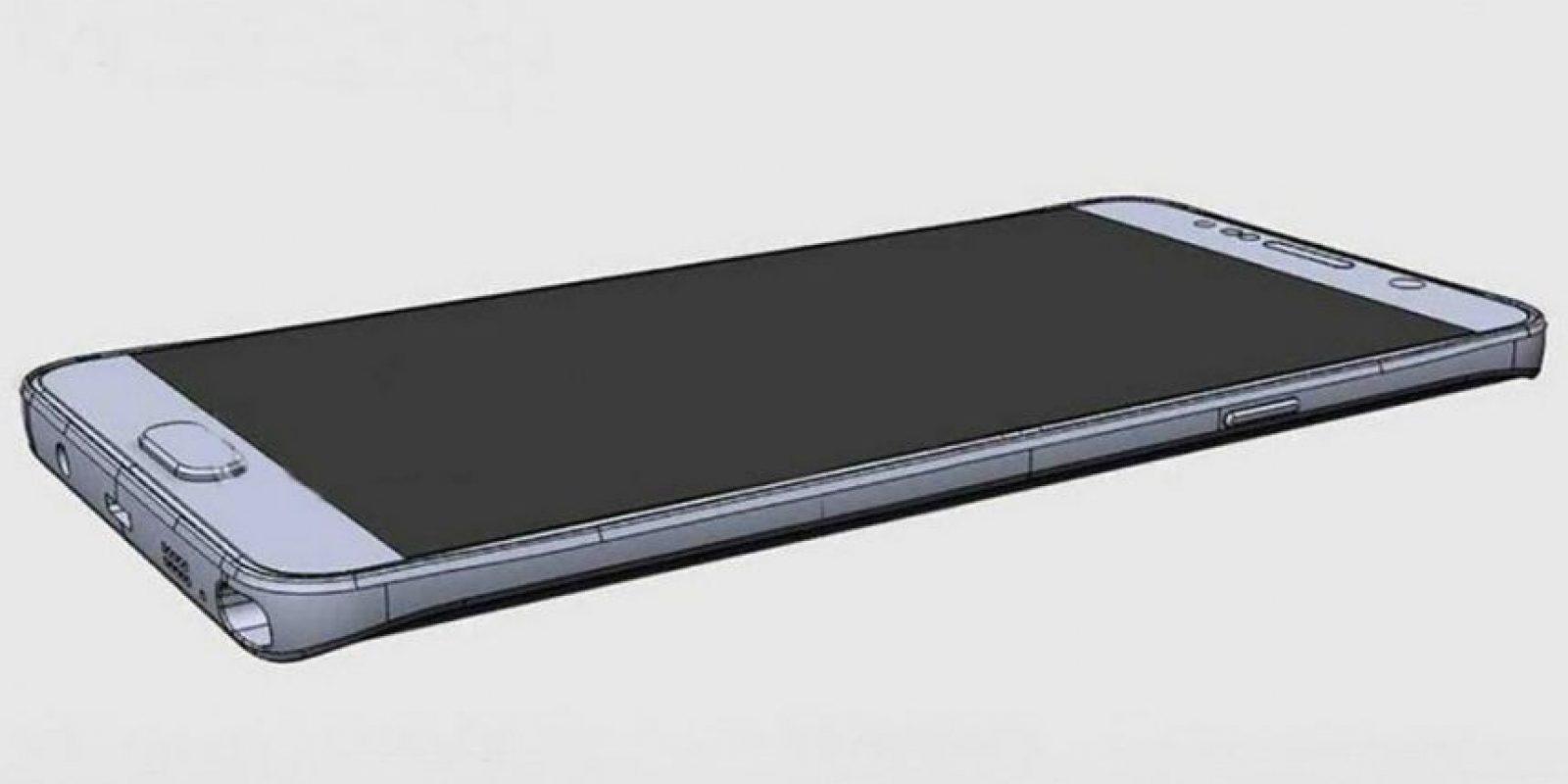 Samsung Galaxy Note 5 se presentaría antes que el siguiente iPhone. Foto:twitter.com/OnLeaks