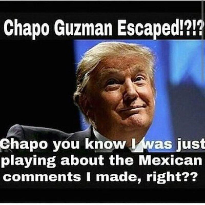 """""""Chapo. Sabes que estaba jugando ¿cierto?"""" Foto:Instagram.com"""