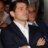 Iker ganó cinco Ligas, 3 Champions, 2 Copas del Rey, 2 Supercopas de Europa, 4 Supercopas de España, 1 Mundial de Clubes y 1 Copa Intercontinental en sus 16 temporadas con el primer equipo del Real Madrid. Foto:Getty Images
