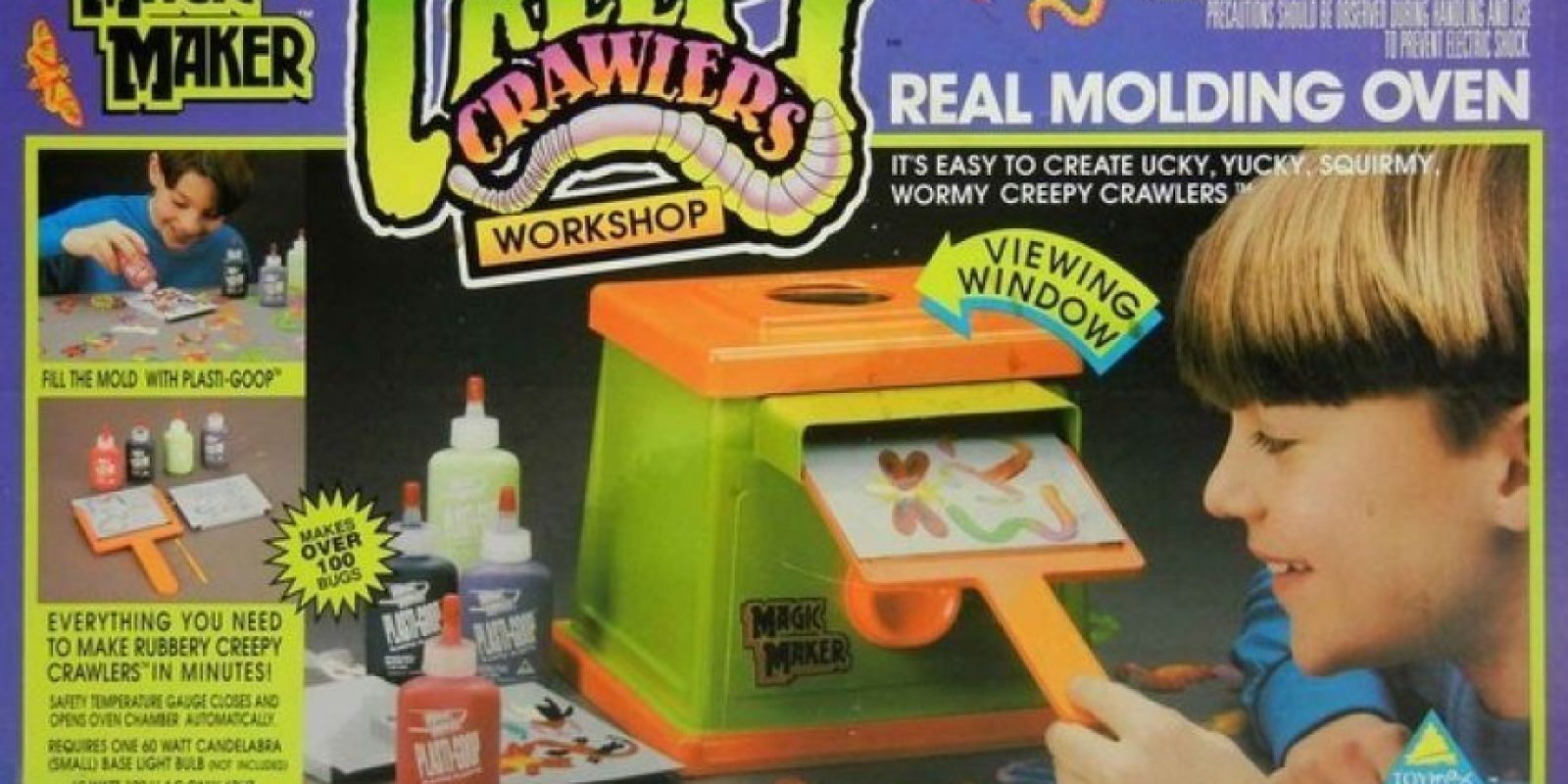 Creepy Crawlers