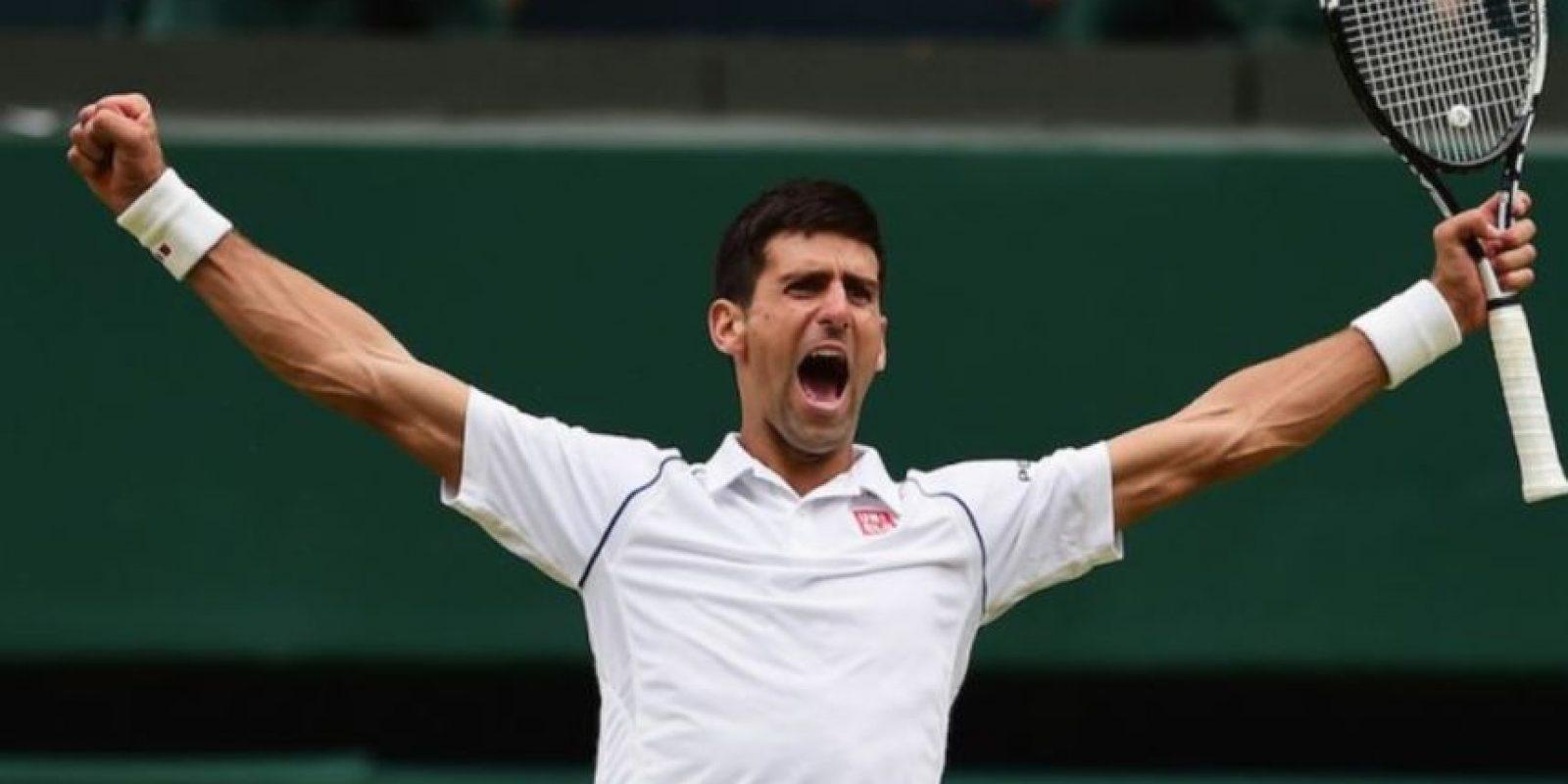 Novak Djokovic solamente ha perdido una de las siete finales que ha disputado ante Roger Federer desde 2014. Foto:Getty Images