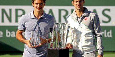 1- Masters 1000 de Indian Wells 2014. Foto:Getty Images