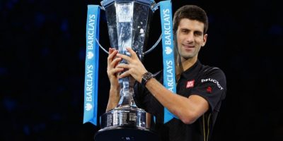 3- ATP World Tour Finals 2014. Foto:Getty Images