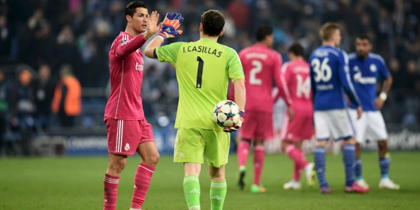 A nivel internacional, levantaron una Champions League, un Mundial de Clubes y una Supercopa de Europa. Foto:Getty Images