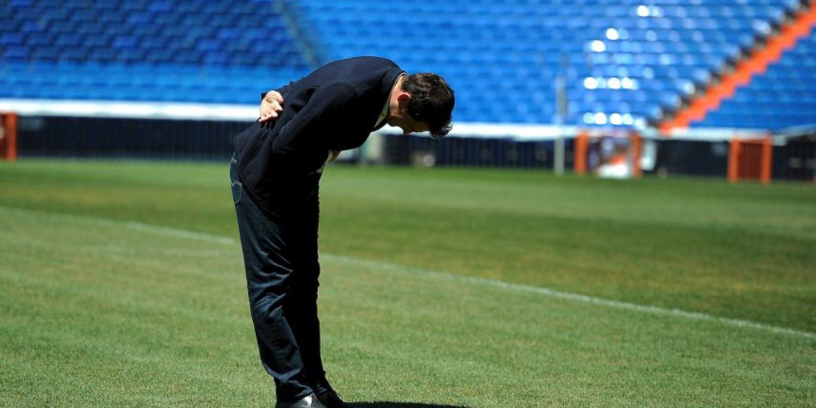 """""""Nadie en el club le ha pedido que se fuera"""" Foto:Getty Images"""