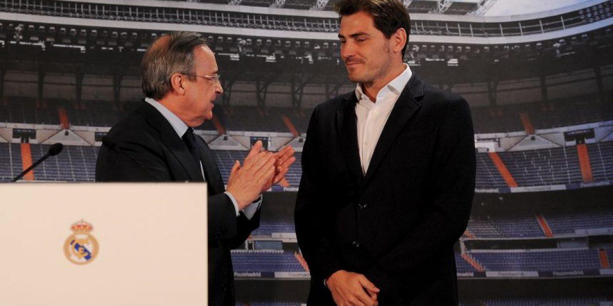 Triste despedida: Así fue la última vez que Iker Casillas pisó el Santiago Bernabéu