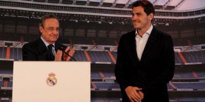 """""""No existe ninguna mala relación entre el club y Casillas"""" Foto:Getty Images"""