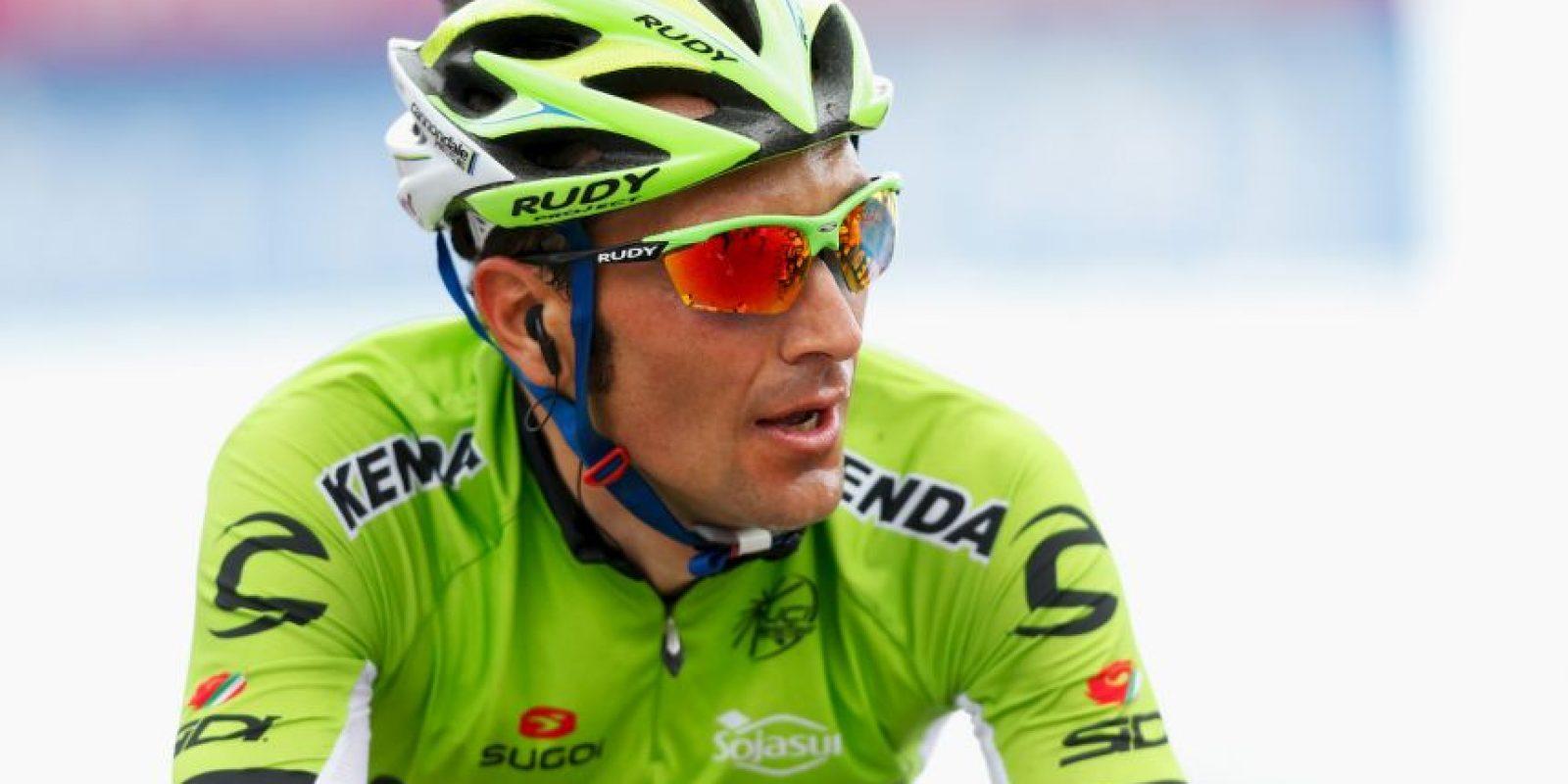 Ganó el Giro de Italia en 2006 y 2010, y obtuvo dos podios en el Tour de Francia (3º en 2004 y 2º en 2005). Foto:Getty Images