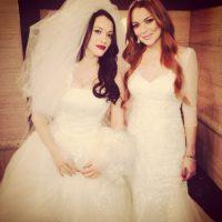Lindsay Lohan. Foto:vía Instagram/LindsayLohan