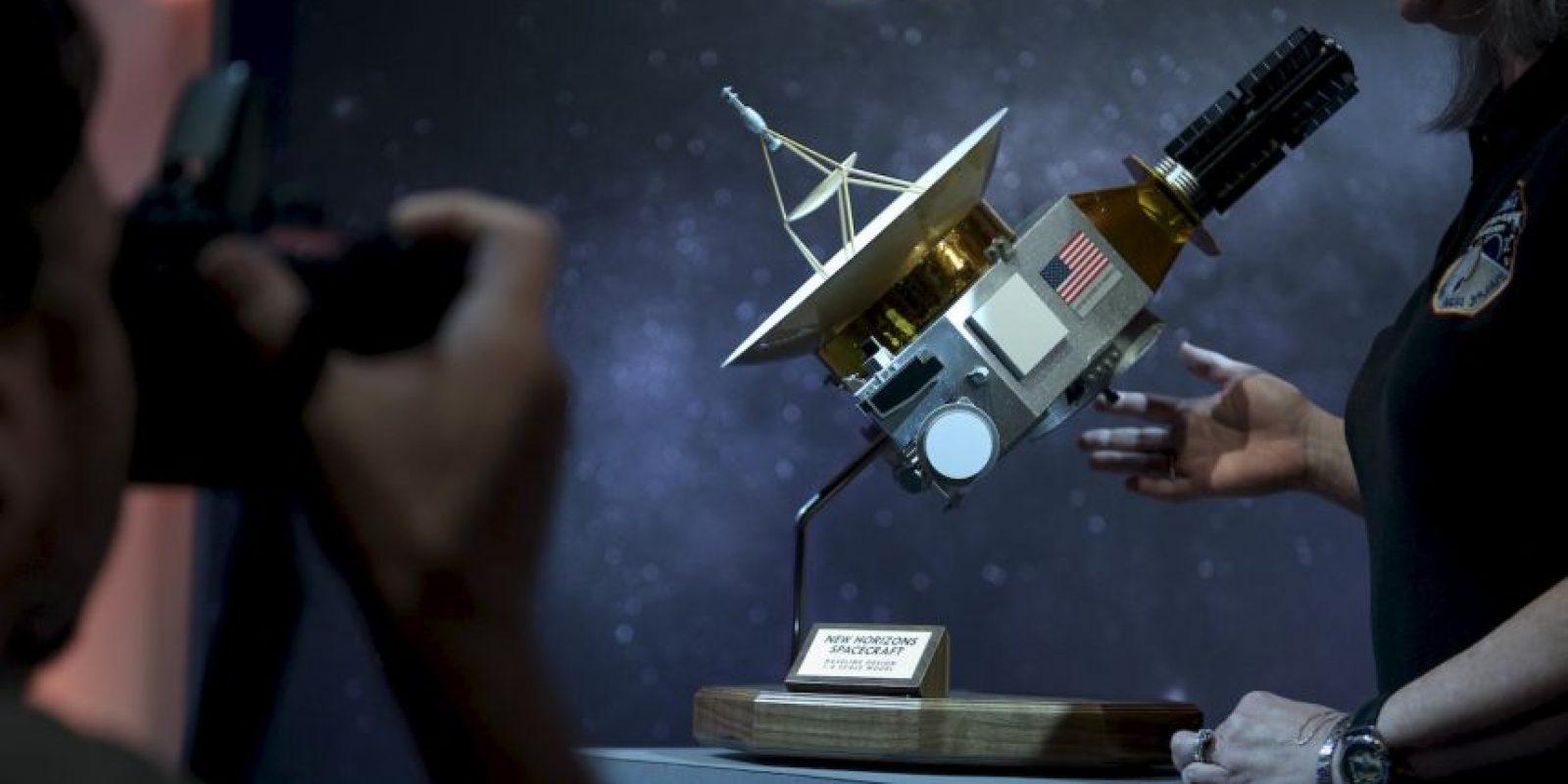 2. Tras la misión se ha divulgado la imagen más clara de Plutón. Foto:AFP