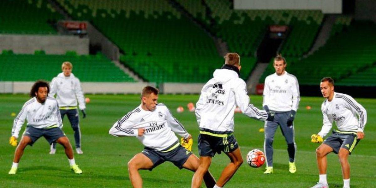 VIDEO: Cristiano provoca a Pepe y recibe un