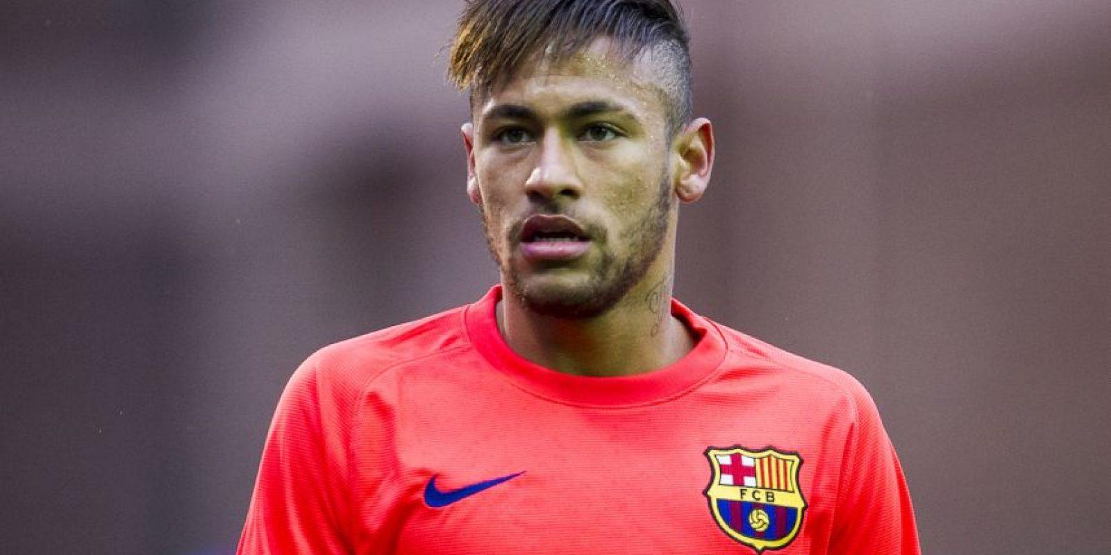 5. Neymar Foto:Getty Images