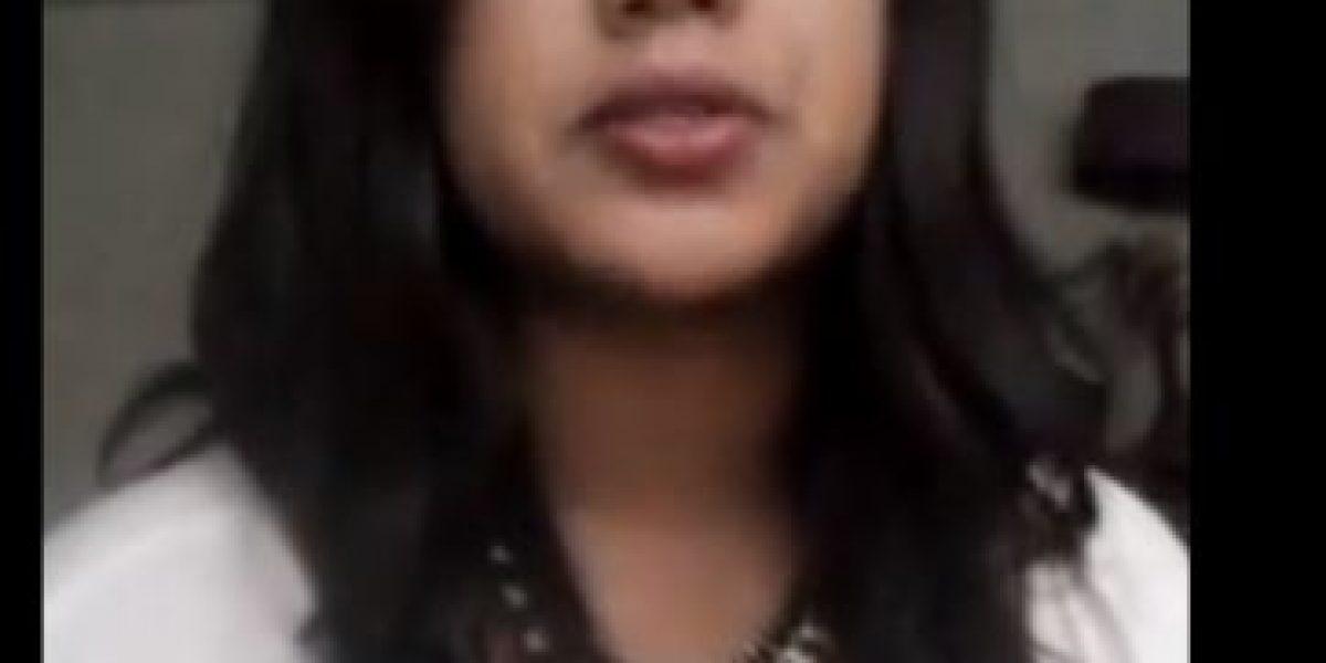 VIDEO: ¡Macabro! Joven se defiende por matoneo en redes sociales