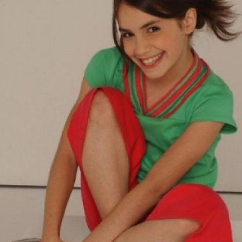 """La actriz participó en la telenovela argentina """"Floricienta"""" Foto:vía instagram.com/laliespositoo"""