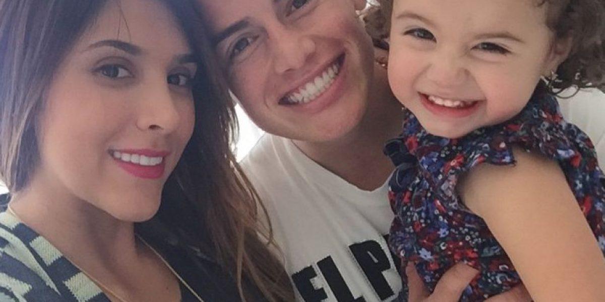 La foto de Daniela Ospina que causa sensación en las redes