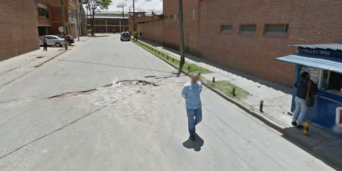 [Galería] Barbaridades bogotanas en el lente de google street view