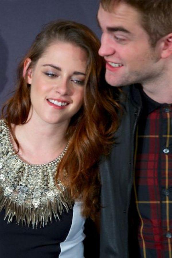 A pesar de que lo intentó Robert no la pudo perdonar y así llegó el fin de su amor Foto:Getty Images