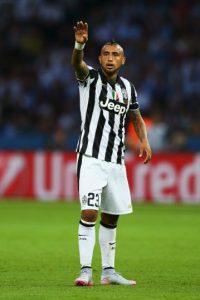 8. Arturo Vidal (Juventus) Foto:Getty Images