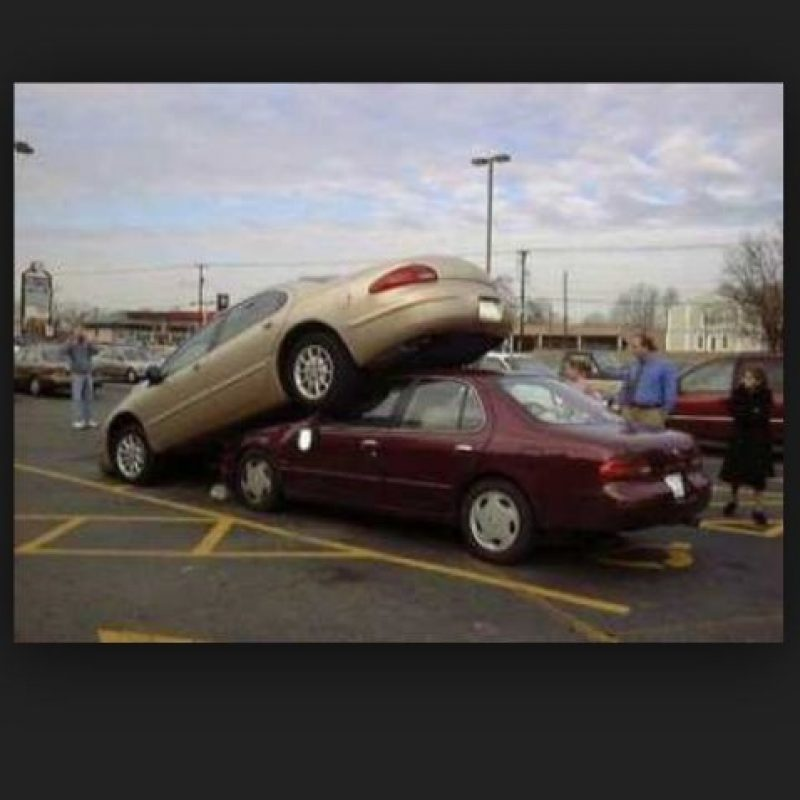 ¿Qué tipo de accidente es este? Foto:Pinterest