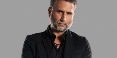 """Él es el protagonista de la trilogía de telenovelas llamada """"El Capo"""", que contaba la historia de un peligroso- y poderoso capo colombiano. Foto:vía RCN Televisión"""