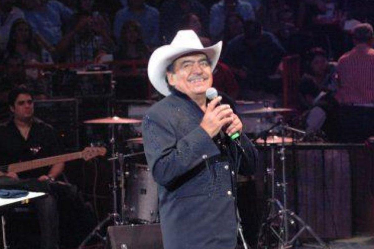 El cantante era uno de los más queridos en Latinoamérica. Foto:vía Twitter/Joan Sebastian