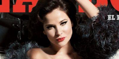 Se dice que Maribel atrapó a Joan siendo infiel con Arleth Foto:Playboy