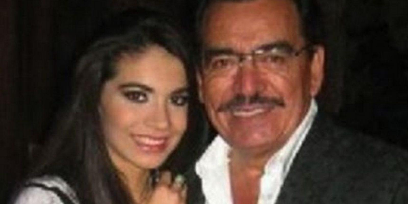 Sin embargo, en 2010, ella dio por terminada la relación con el cantautor debido a las constantes infidelidades del músico Foto:Vía TvNotas