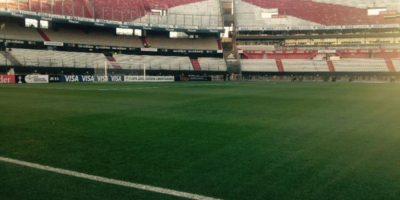 El partido se llevará a cabo en el Estadio Monumental Foto:Vía twitter.com/CARoficial