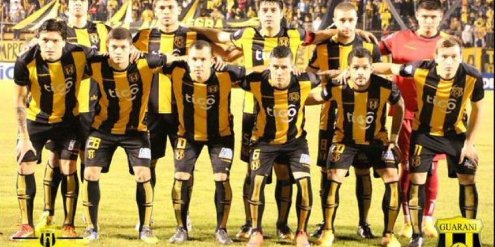 Superaron a Corinthians y Racing en octavos y cuartos de final, respectivamente Foto:Vía twitter.com/ClubGuarani