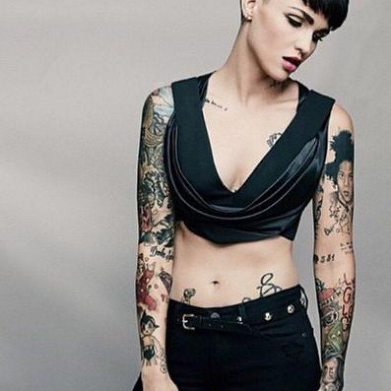 Es una australiana de 28 años, originaria de Melbourne Foto:Vía instagram.com/rubyrose/