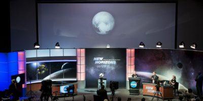 4. Según CNN, la nave lleva a bordo las cenizas de Clyde Tombaugh, quien hace 85 años descubrió a Plutón. Foto:AFP