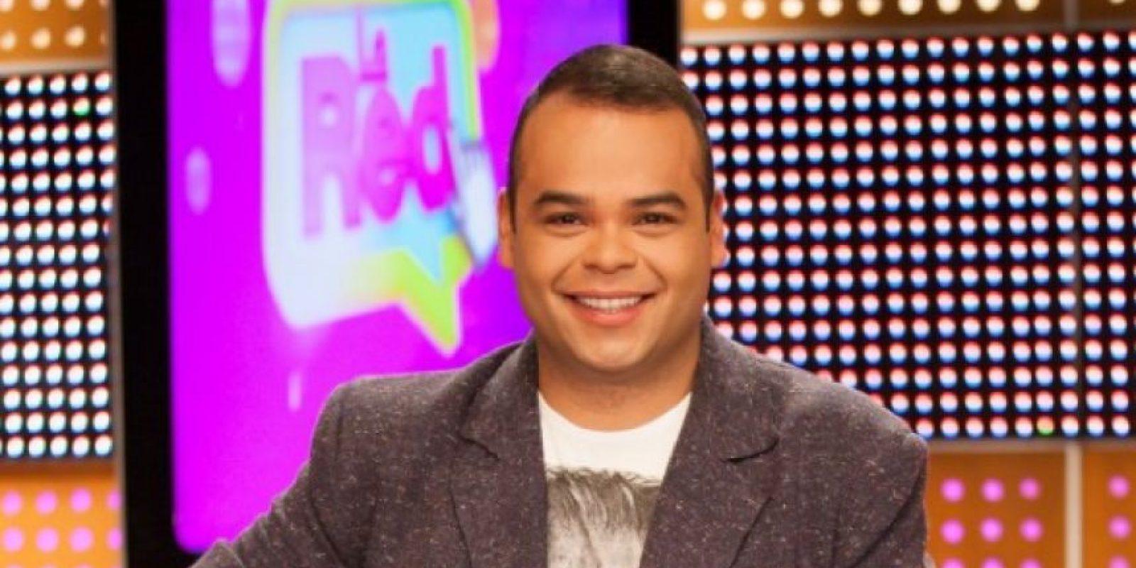 El presentador del programa de farándula La Red, aseguró que el atraco fue cometido en la avenida Caracas con calle 80. Foto:Cortesía Canal Caracol
