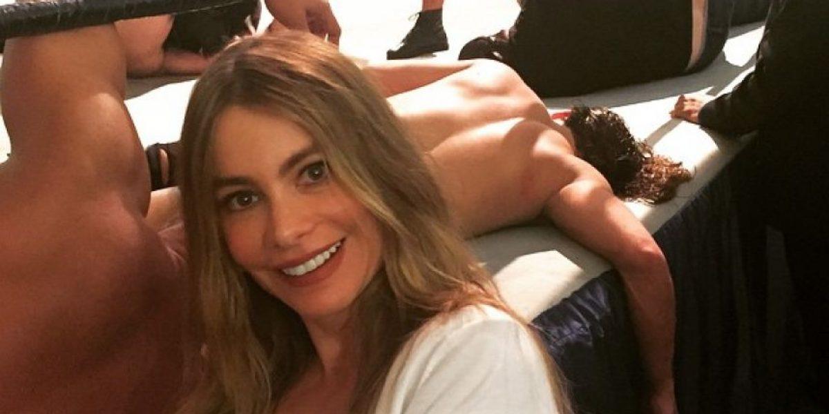 Sofía Vergara indigna a sus seguidores con una fotografía