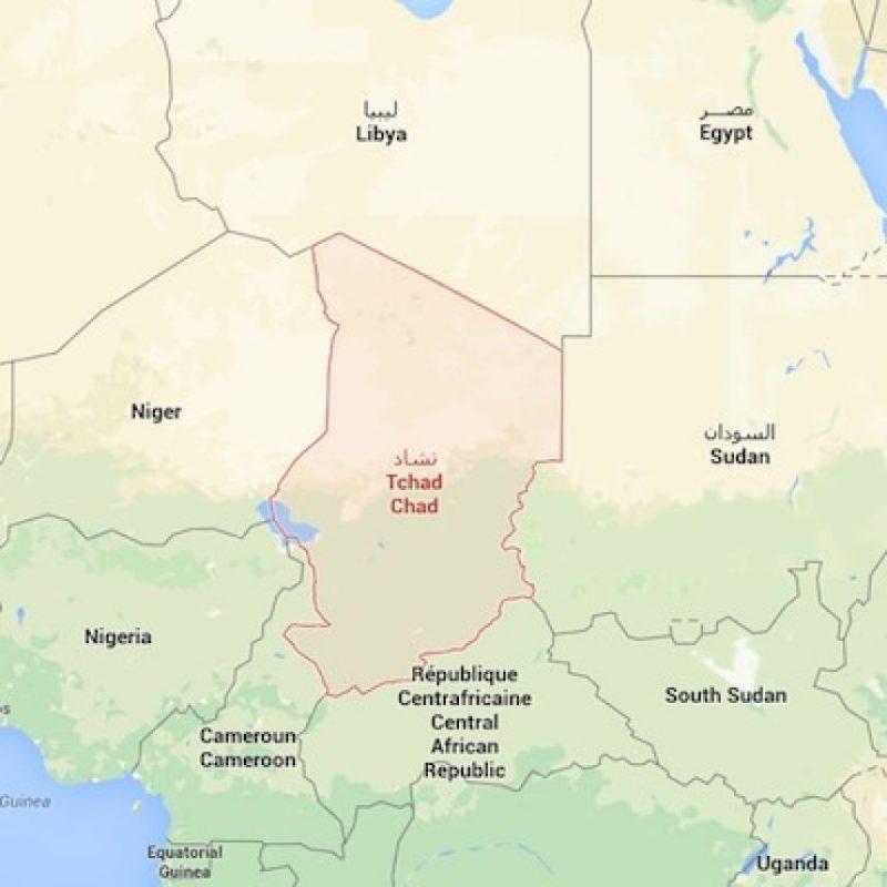 8. Chad Foto:Google Maps