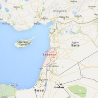 4. Líbano Foto:Google Maps