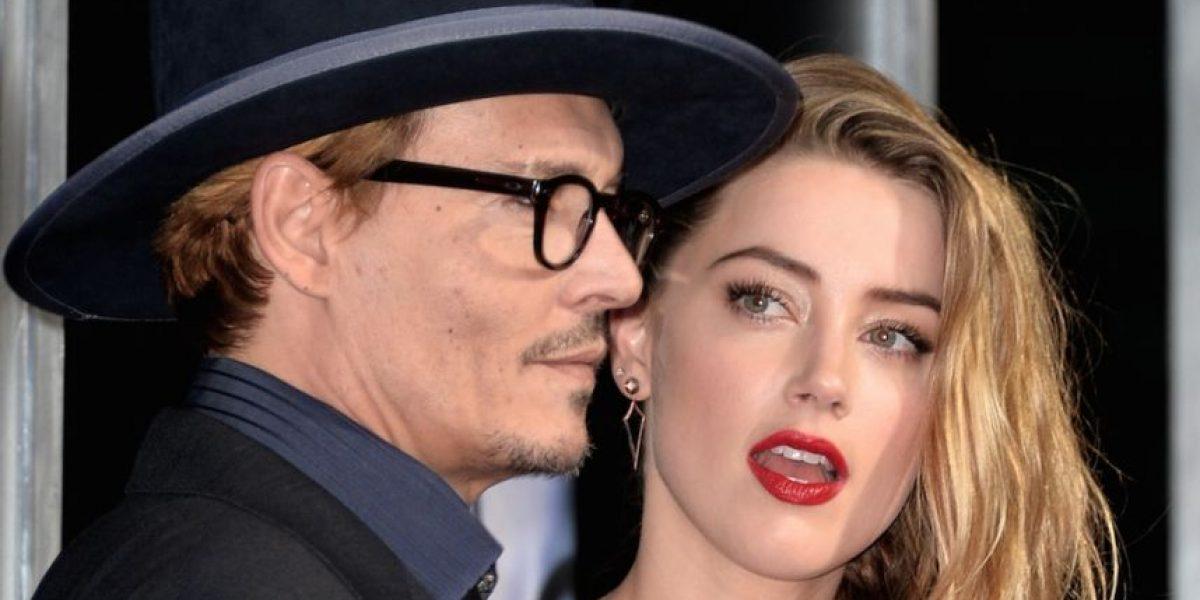 La esposa de Johnny Depp irá a juicio por escándalo con sus perros
