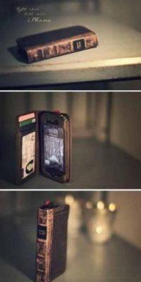 Un libro. Foto:Pinterest