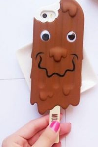 Un helado. Foto:Pinterest