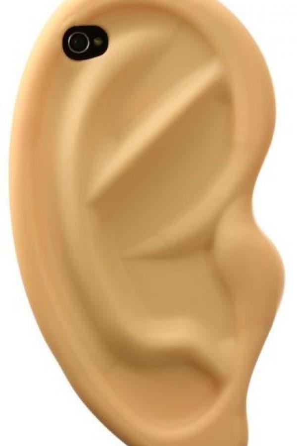 Una oreja. Foto:Pinterest