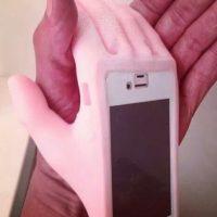 Una mano. Foto:Pinterest