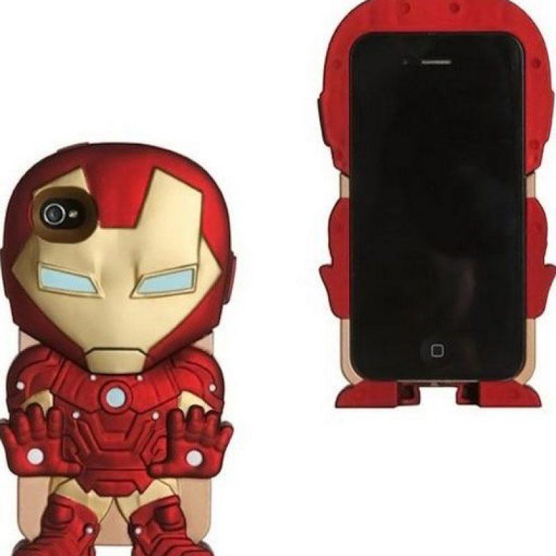 Iron Man. Foto:Pinterest