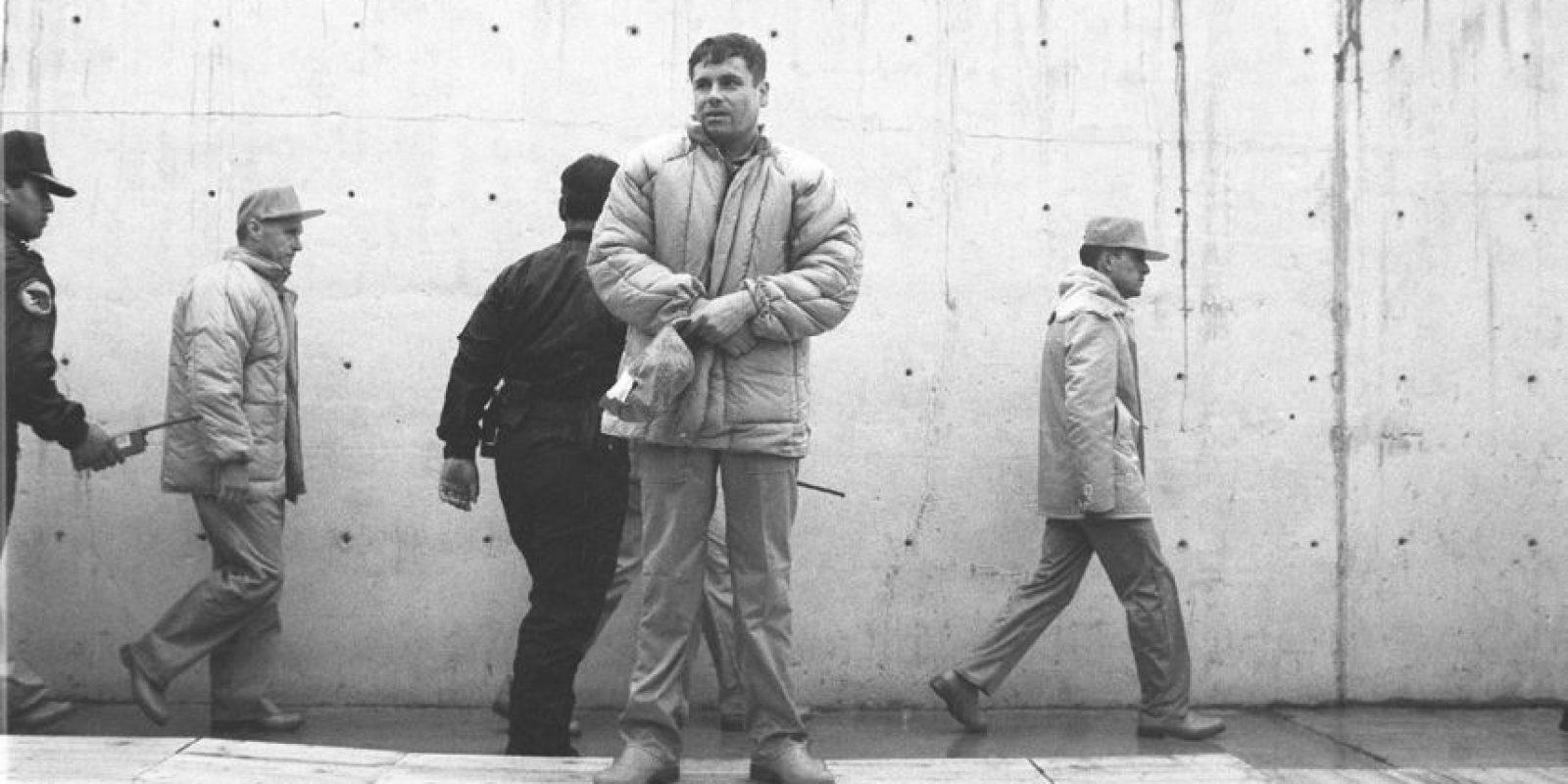 """Su traslado a Almoloya, el mismo penal del que se fugó, el cual cambió de nombre """"El Altiplano"""" Foto:Wikimedia.org"""