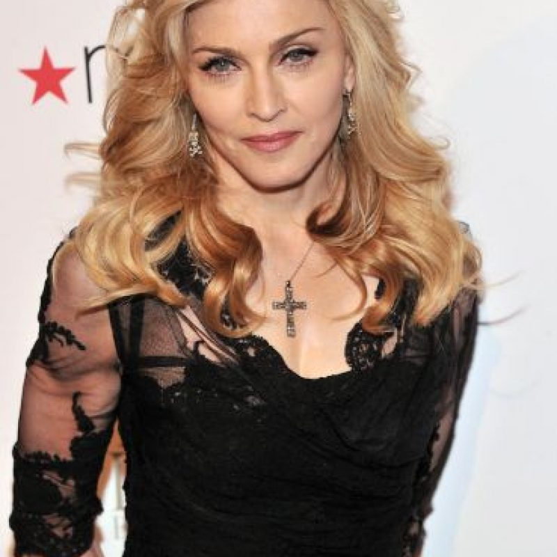 Madonna desató la polémica en las redes sociales. Foto:Getty Images