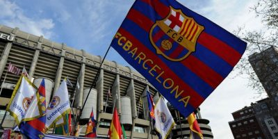 6. Barcelona Foto: Getty Images