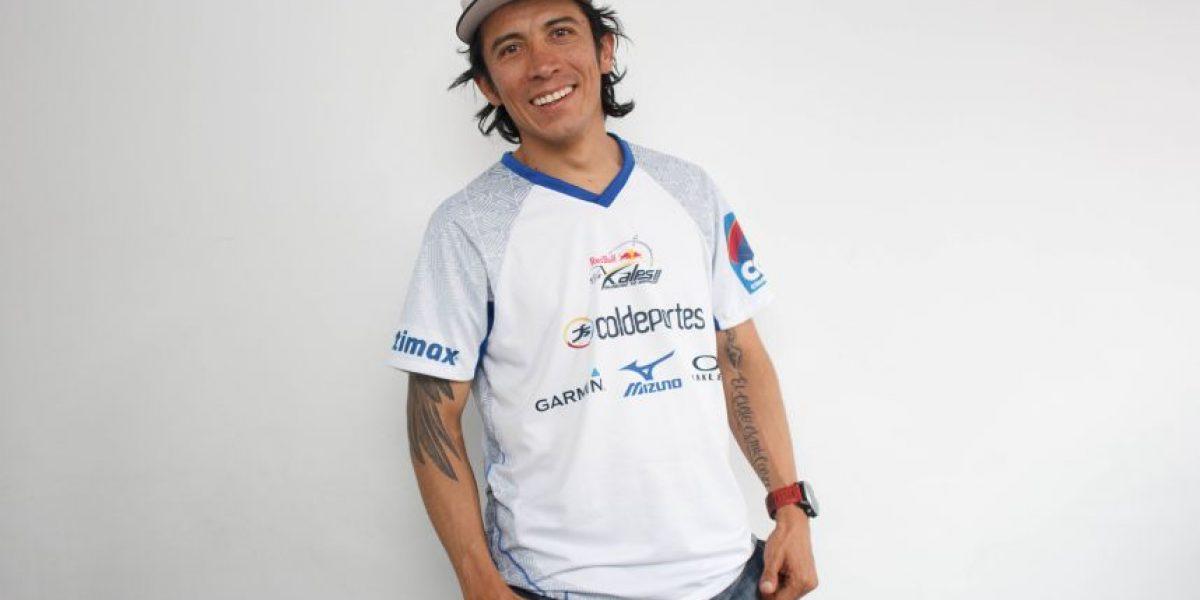 A pesar del retiro, Alex Villa quedó feliz después del X-Alps