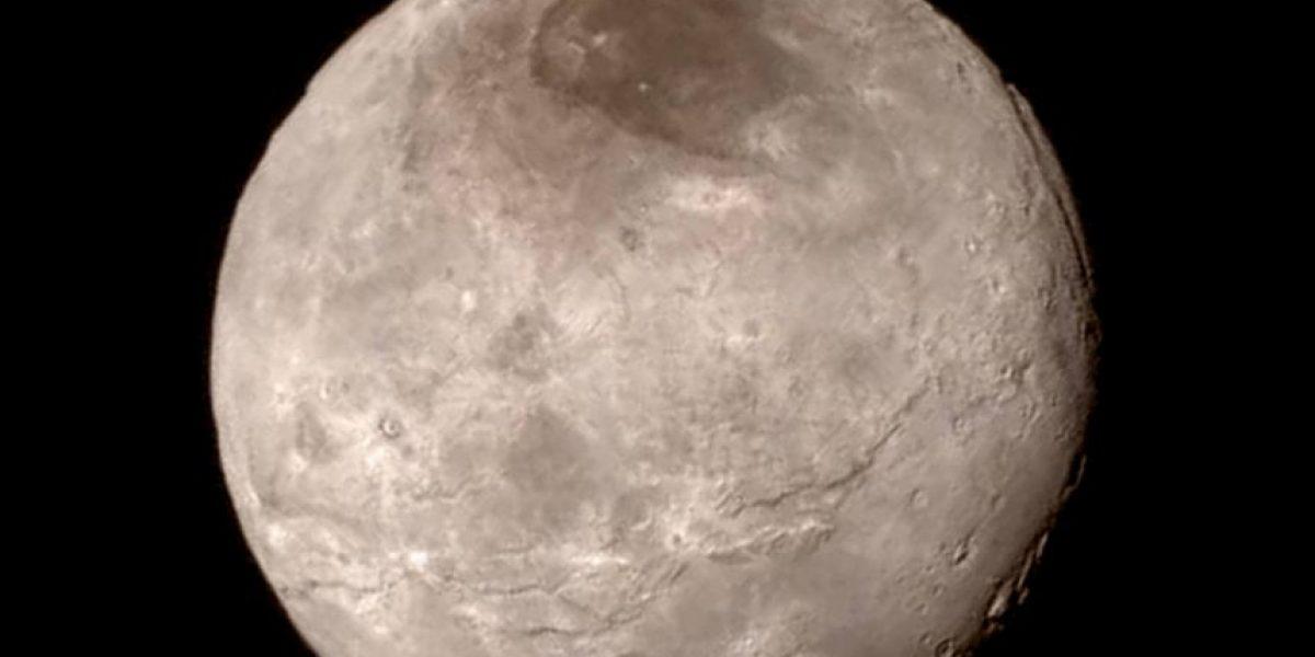 FOTOS: La NASA comparte impresionantes imágenes de Plutón