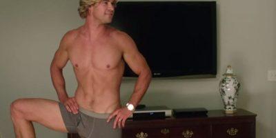 """Chris Hemsworth en la película """"Vacation"""" Foto:Vía Youtube"""