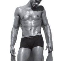 """Posó para Calvin Klein mucho antes de ser el protagonista de """"Las 50 sombras de Grey"""" Foto:Calvin Klein"""