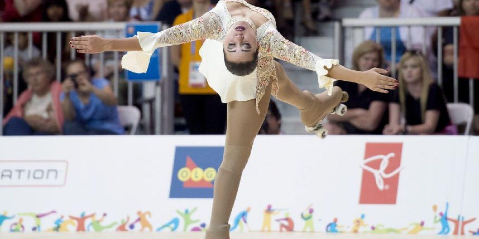 Dio a Argentina el primer oro Foto:Getty Images
